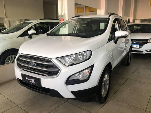 ford eco sport se 2018