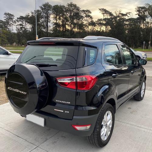 ford eco sport titanium 2.0 automática