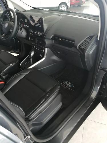 ford eco sport titanium gris 2020