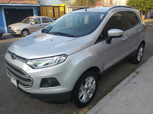 ford eco sport trend at 2017
