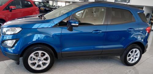 ford eco sport trend ta azul 2020