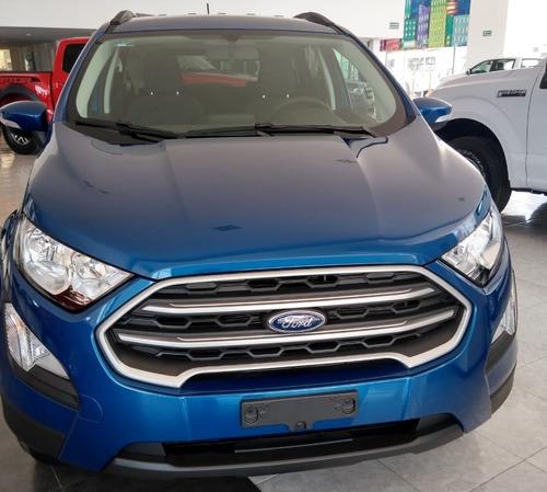ford eco sport trend tm azul  2020