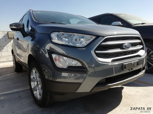 ford eco sport trend tm gris 2020