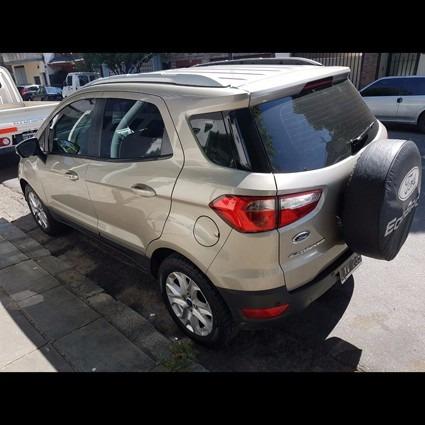 ford ecoesport 1.6 titanium sigma 2012 full