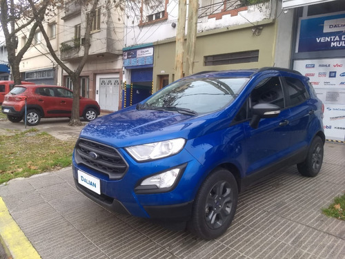 ford ecoesport freestyle 2017