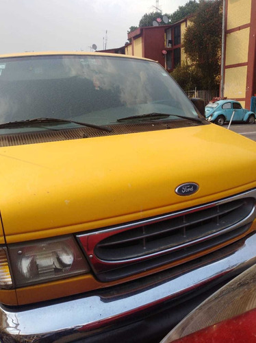 ford econoline 12 pasajeros