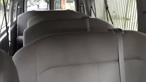ford econoline 15 pasajeros express van  2012