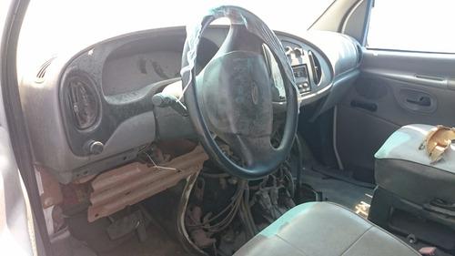 ford econoline 1999 por partes, refacciones, piezas, desarmo
