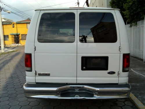 ford econoline 2007