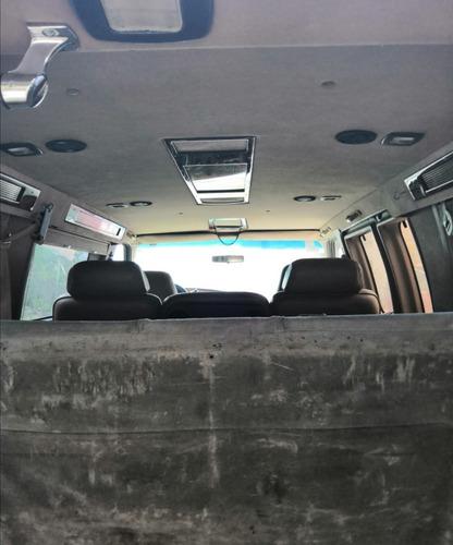 ford econoline 5.4 e-150 wagon v8 8 pasajeros mt 1997