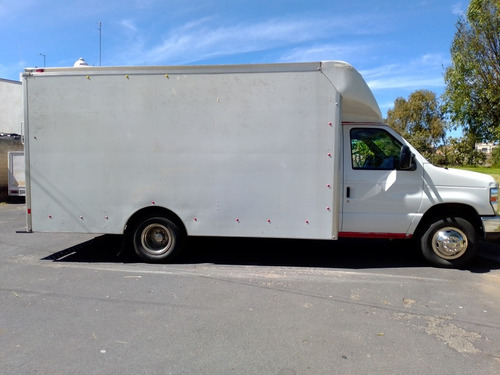 ford econoline caja seca