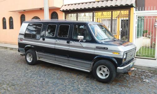 ford econoline de viaje