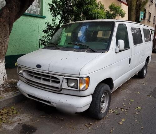 ford econoline e-150  v6