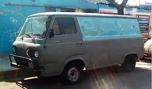 ford econoline econoline van 1963