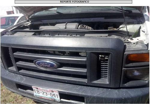 ford econoline f150 6 cil. carga
