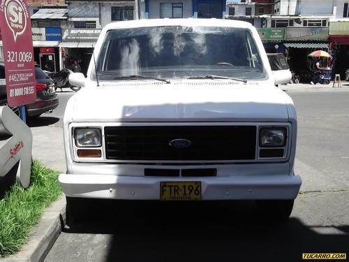 ford econoline panel 5800cc
