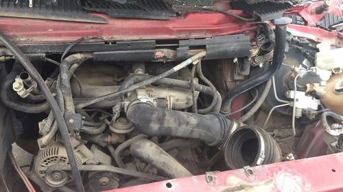 ford econoline panel carga   2001 completa o por partes