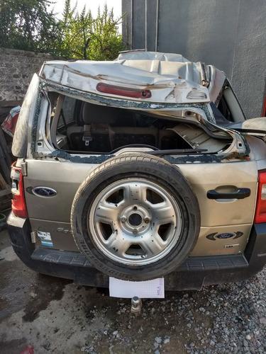 ford ecosport 1.4 tdci volcada/chocada con 08 para trasferir