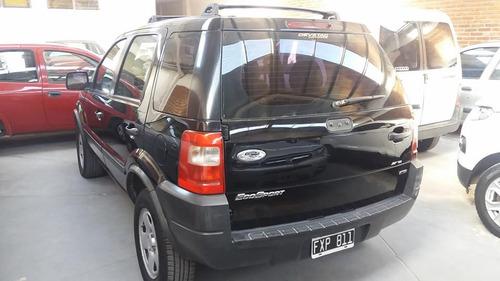 ford ecosport 1.4 tdci xl plus