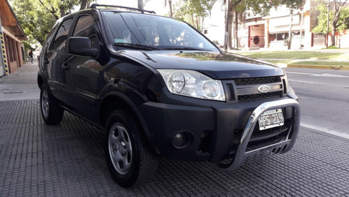 ford ecosport 1.4 tdci xl plus mp3 4x2 2008