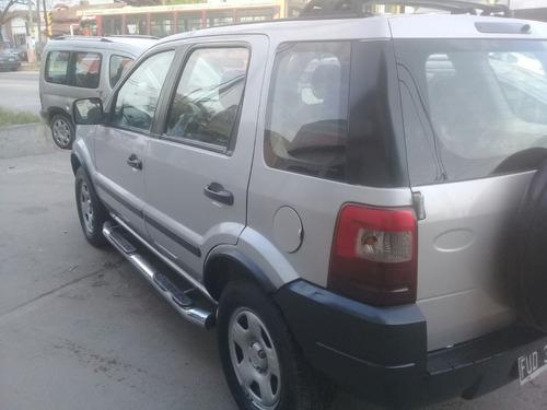 ford ecosport 1.4 tdci xls 2006