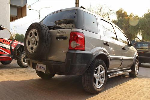 ford ecosport 1.4 tdci xls mp3 4x2 2008