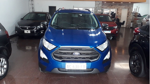 ford ecosport 1.5 freestyle 123cv 4x2 2018