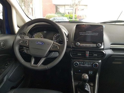 ford ecosport 1.5 freestyle 123cv 4x2 2020