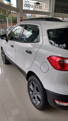 ford ecosport 1.5 freestyle 123cv 4x2