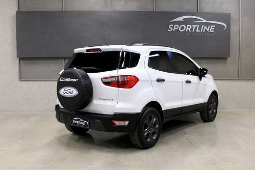 ford ecosport 1.5 freestyle 2017