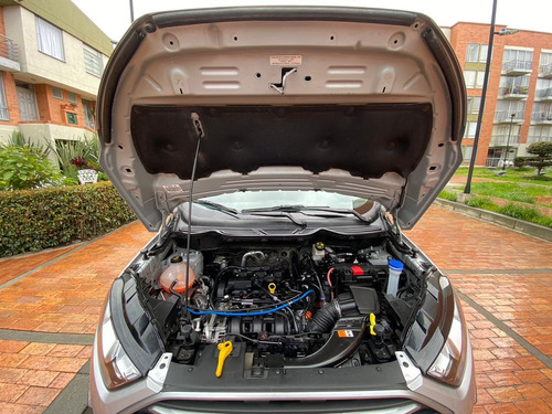 ford ecosport 1.5 mecanica mod 2020 plata puro
