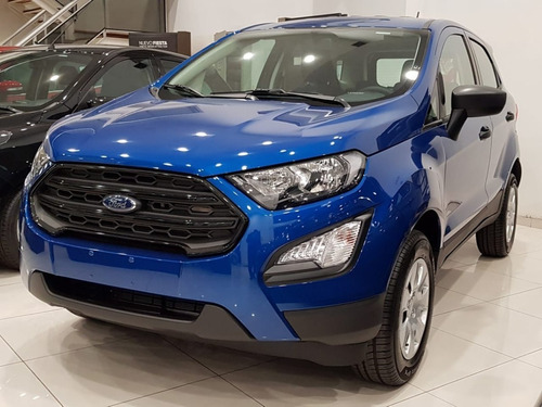 ford ecosport 1.5 s 0km