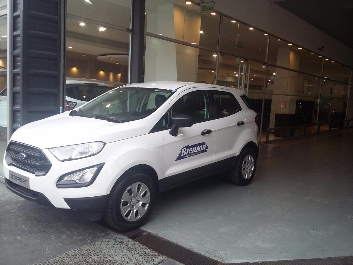 Ford Ecosport 1.5 S 123cv 4x2 Bv   $ 426.604 en Mercado Libre