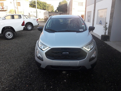 ford ecosport 1.5 s con permuta y financiacion