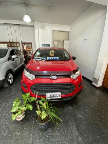 ford ecosport 1.5 s tdci 90cv 4x2 2014