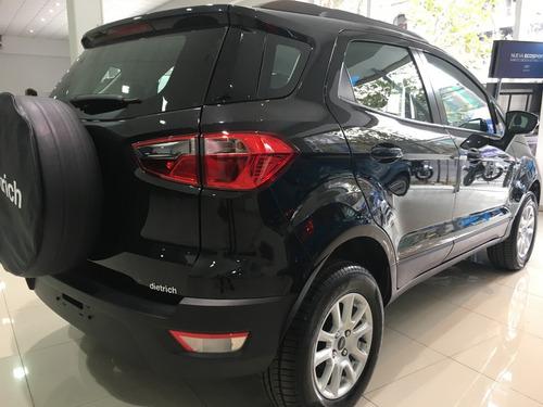 ford ecosport 1.5 se 0 km 2018 el mejor precio automatica
