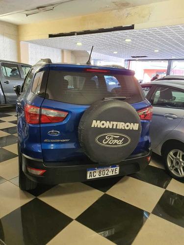 ford ecosport 1.5 se 123cv 4x2 automática 2018
