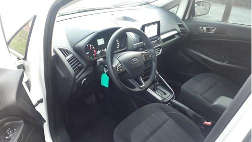 ford ecosport 1.5 se 123cv 4x2 automática 2019