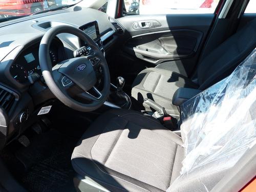 ford ecosport 1.5 se 123cv 4x2 manual con usado y financiaci