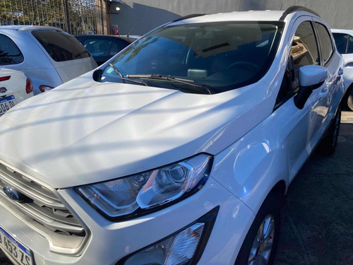 ford ecosport 1.5 se 4x2 manual anticipo 890000 y cuotas