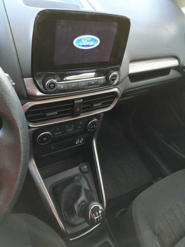 ford ecosport 1.5 se