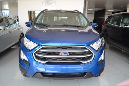 ford ecosport 1.5 se at 123cv 4x2 2020 0km 5 p // forcam md
