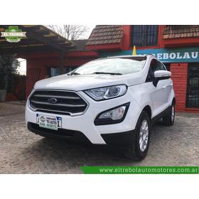 Ford Ecosport 1.5 Se Automatica 2018