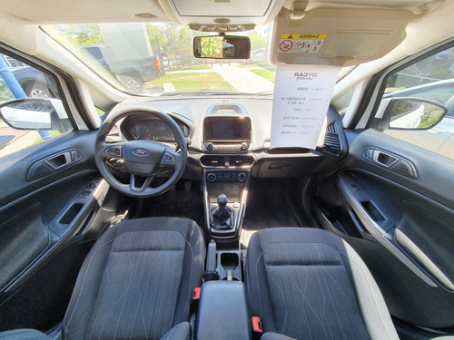 ford ecosport 1.5 se l/18 2017
