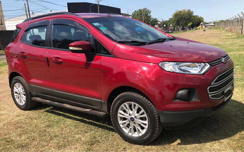 ford ecosport 1.5 se tdci 90cv 4x2 2015 45000km, impecable!!