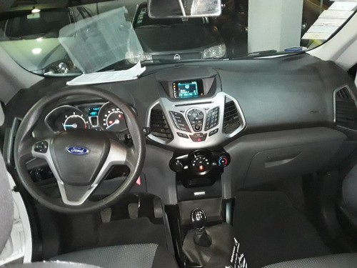 ford ecosport 1.5 tdci se 2014
