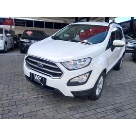 Ford Ecosport 1.5 Ti-vct Flex Se Direct Automático