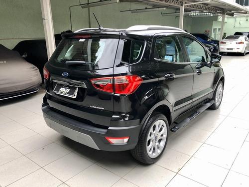 ford ecosport 1.5 ti-vct flex titanium automático 2019/2020