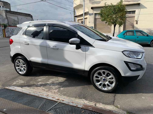 ford ecosport 1.5 titanium 123cv 4x2 automática 2017