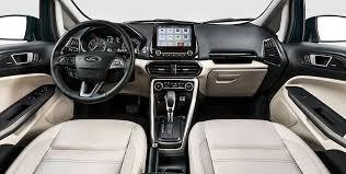 ford ecosport 1.5 titanium 123cv 4x2 automática 2020